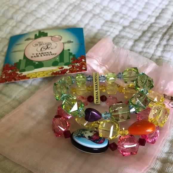 TARINA TARANTINO || Wizard of Oz Bracelet